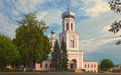 Церковь Святой Великомученицы Екатерины Валдай