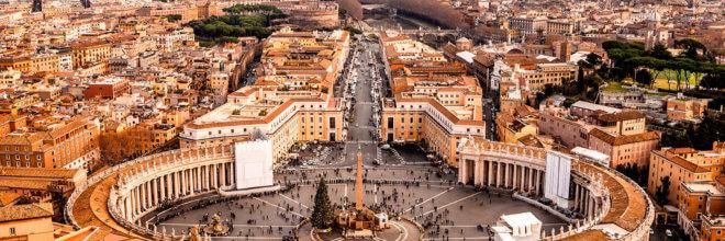 Туры в Италию и Рим из Санкт-Петербурга