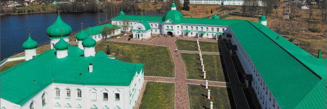 Монастыри русского севера