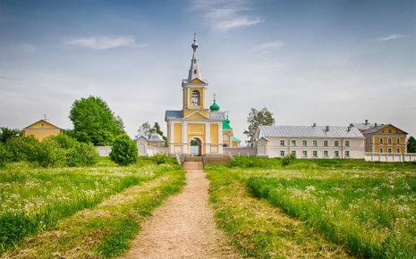 Введено-Оятский Островский женский монастырь